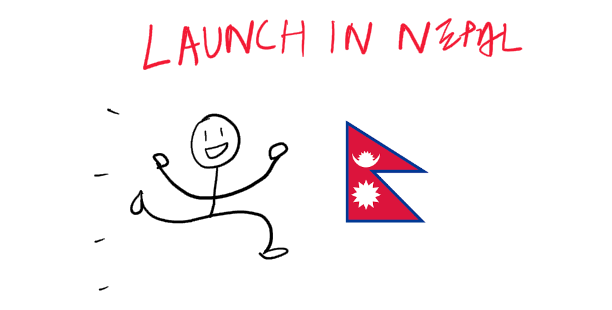 Launched In Nepal