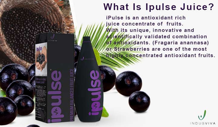 what is Ipulse Juice