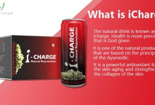 what is Icharge Drink